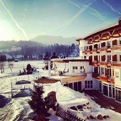 BEST WESTERN PLUS Hotel Alpenhof, Oberstdorf  #bestwestern #bwtravel #oberstdorf