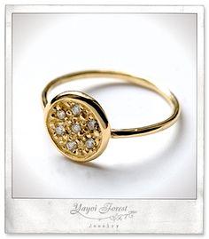 Seven Diamond Ring