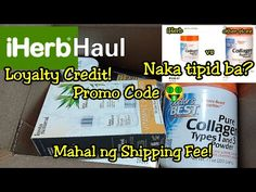 iHerb Haul Philippines - Authentic Health Products | Mas Tipid Ba? | Price Comparison & Promo Code - YouTube Health Products, Pure Products, Price Comparison, Collagen, Philippines, Coding, Youtube, Collages, Youtube Movies