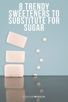 "Head to the grocery store, and you'll see countless sweetener options — in both the ""real"" sugar and non-nutritive sweetener categories. You'll also see many of these sweeteners popping up as ingredients in foods you regularly eat."