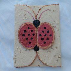 Ladybug Card by MaJo