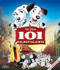 Disney Klassikko 17: 101 Dalmatialaista - Erikoisjulkaisu (Blu-ray) 12,95€