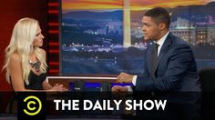 Love Trevor Noah!!!  The Daily Show - Tomi Lahren - Giving a Voice to Conservative America on...