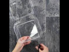 Aus alten Plastik-Verpackungen wird in wenigen Minuten individueller Schmuck - einfach einmalig! - YouTube