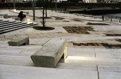 Miralles/Tagliabue-EMBT-Hafencity Public Space