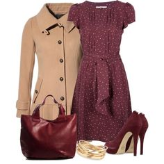 Burgundy and Tan. Would use tan shoes though.