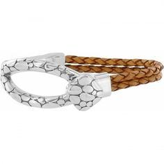 Demi Lune Pebble Bracelet  available at #Brighton
