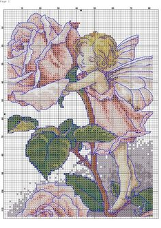 Gallery.ru / Фото #68 - 970 - ergoxeiro...COLLECTION OF CROSS STITCH PATTERNS..96 pages!!