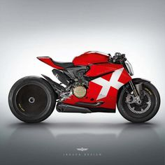 Assorted Ducati Concepts by Jakusa Design - Asphalt & Rubber