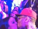 NAIJA HEADLINES & HAPPENINGS: Chris Brown kissed Karrueche Tran on New Year's Ev...