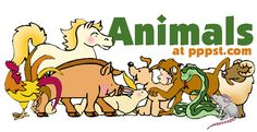 Animals - FREE presentations in PowerPoint format, interactive activities, lessons for K-12