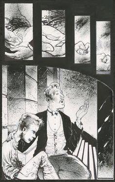 Batman Secrets page. 15 December, April 1st, The 5th Of November, Alex Pardee, Comic Page, Comic Book Artists, Old Art, The Secret, Batman