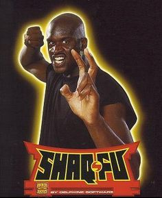 Shaq Fu dot com - dedicated to liberating humankind from the worst fighting game in history.