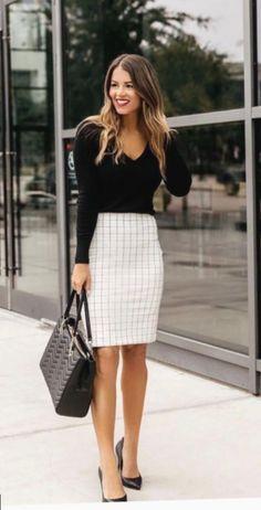 Office Wear Women Work Outfits Professional Attire - Outfits for Work Office Wear Women Work Outfits, Edgy Work Outfits, Business Casual Outfits For Women, Summer Work Outfits, Mode Outfits, Work Attire, Fashion Outfits, Business Outfits, Summer Clothes