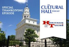 The Cultural Hall: special episode, Heritage Tours. The history of Heritage Tours goes back to 1974, when Bob Eliason suggested to an American Fork Stake Presidency that they should consider a Church History tour for the LDS Seminary students of American Fork High School. Take a listen: TheCulturalHall.com