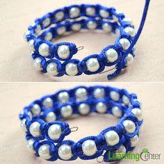 Finish memory wire bracelet designs