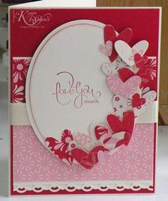 50 Amazing Ideas For Valentine Handmade Cards – Julia Palosini Valentine Love Cards, Valentines, Tarjetas Pop Up, Heart Cards, Card Sketches, Creative Cards, Anniversary Cards, Greeting Cards Handmade, Scrapbook Cards