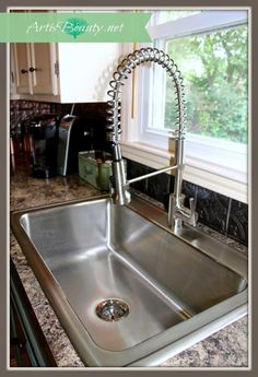 64 Dashing & Contemporary Kitchen Sink Remodel Ideas