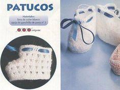 Chaussons blancs et leurs grilles gratuites !