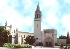 THE GREAT MAUSOLEUM AT FOREST LAWN GLENDALE (final resting place of Clark Gable, Carole Lombard, Jean Harlow, Red Skelton, and many other Hollywood stars.) in Glendale, California