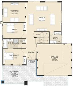 Browse our stunning two storey home designs with homes to suit families & couples from WA's Favourite Home Builder in Mandurah, Perth. House Layout Design, House Layouts, Storey Homes, Guest Bed, Home Builders, Swan, House Plans, House Ideas, Floor Plans