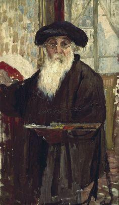 Self Portrait, 1898. Camille Pissarro