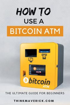 How to Use a Bitcoin ATM- Ultimate Guide for Beginners. What is Bitcoin ATM? Why Bitcoin ATMs are important? Pros and Cons of using a Bitcoin ATM. Investing In Cryptocurrency, Cryptocurrency Trading, Bitcoin Cryptocurrency, Atm Business, Bitcoin Business, Bitcoin Logo, Buy Bitcoin, Bitcoin Account, Bitcoin Currency