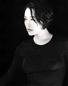 Chinese actress, film director, screenwriter and film producer, Joan Chen