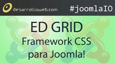 Por aquí os dejamos el vídeo del #joomlaIO en el que hablamos del framework CSS ED GRID. Disfrutadlo: http://www.desarrolloweb.com/en-directo/edgrid-framework-joomlaio-8907.html