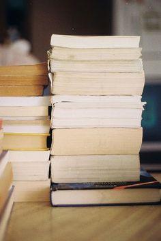 - Literature envy -
