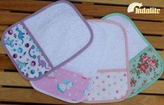 Babitas / Toalliitas Para Bebé, Pack X 12 Unidades