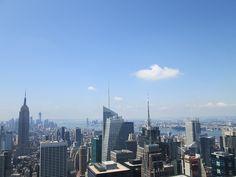 Top of the Rock, Rockefeller Center. NYC. Nueva York by voces, via Flickr