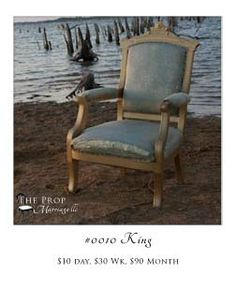King has been in a few fights over his life. He has the scars to prove it. BUt that is what makes him so special. Chairs For Rent, Armchair, King, Home Decor, Sofa Chair, Decoration Home, Room Decor, Armchairs, Recliner