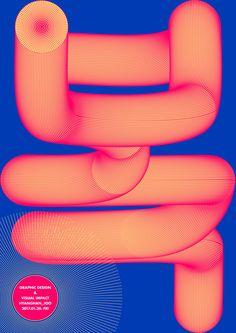 """내 @Behance 프로젝트 살펴보기: """"2017.01.20. Typography. '복'"""" https://www.behance.net/gallery/47702853/20170120-Typography-"""