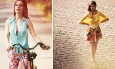 Verão 2013: romance tropical - Moda - MdeMulher - Ed. Abril