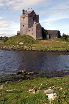 Castle in County Galway
