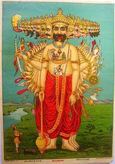 "Vishvarupa ( ""forma universale"", ""Omni-forma""),  è una forma iconografica o la teofania del dio indù Vishnu o l avatar Krishna"