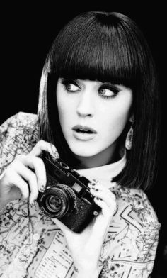 Katy Perry (Celebrity Camera Club). #Photography #Photographer #Camera