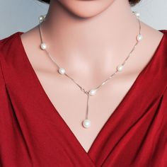 2016 new Fashion Natural pearl jewelry choker necklace for women 925 sterling silver chain jewelry pearl necklaces & pendants Moda Natural, Pearl Pendant Necklace, Pearl Jewelry, Sterling Silver Jewelry, Chain Jewelry, Pearl Choker, Silver Ring, Silver Bracelets, Silver Earrings