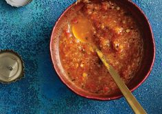 Taco Salsas - Yucatán-Style Habanero Salsa: Recipe: bonappetit.com; other ideas - Pico, Toasted Guajillo Chile Salsa and guacamole