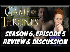 Game of Thrones Season 6 Episode 5 Review (BOOK SPOILERS) - Videot --> http://www.comics2film.com/game-thrones/game-of-thrones-season-6-episode-5-review-book-spoilers/  #GameofThrones