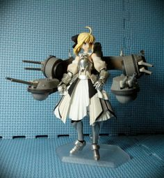 (Fictional) Arthuria Class (Takao class twin). HMS Saber. Forward!!!
