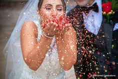 Glitterfest! Real Inspiration from Top New Jersey Wedding Venues. Glitter photo idea from NJ wedding. Check out Crystal Ballroom's latest blog post!