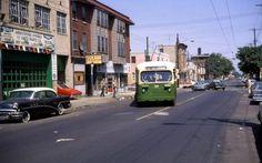 South Philadelphia: 9th and Snyder, 1968 | Photo: David Wilson