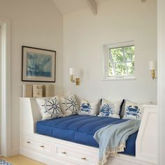 Reading nook or sleeping space -Home Design Ideas, Pictures, Remodel and Decor