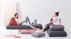 As pessoas estão cada vez mais em movimento e a maneira como vivem apresentam características nômades, e o design terá impacto ao projetar móveis e objetos