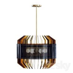 Creative Mary Dubai Suspension Lamp