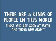 math hahahaha