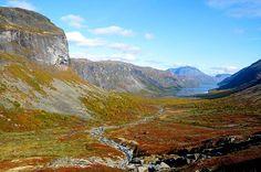 Im höchsten Gebirge Skandinaviens – zwischen Oslo, Bergen und Trondheim – liegt der Jotunheimen-Nationalpark