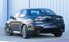 "Alfa Romeo ""Autodelta"" 156 GTA 3.7 (2004)"